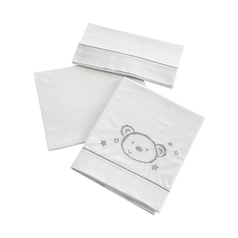 Edredón + Protector Sweet Bear Mi Cuna: Productos de Mister Baby