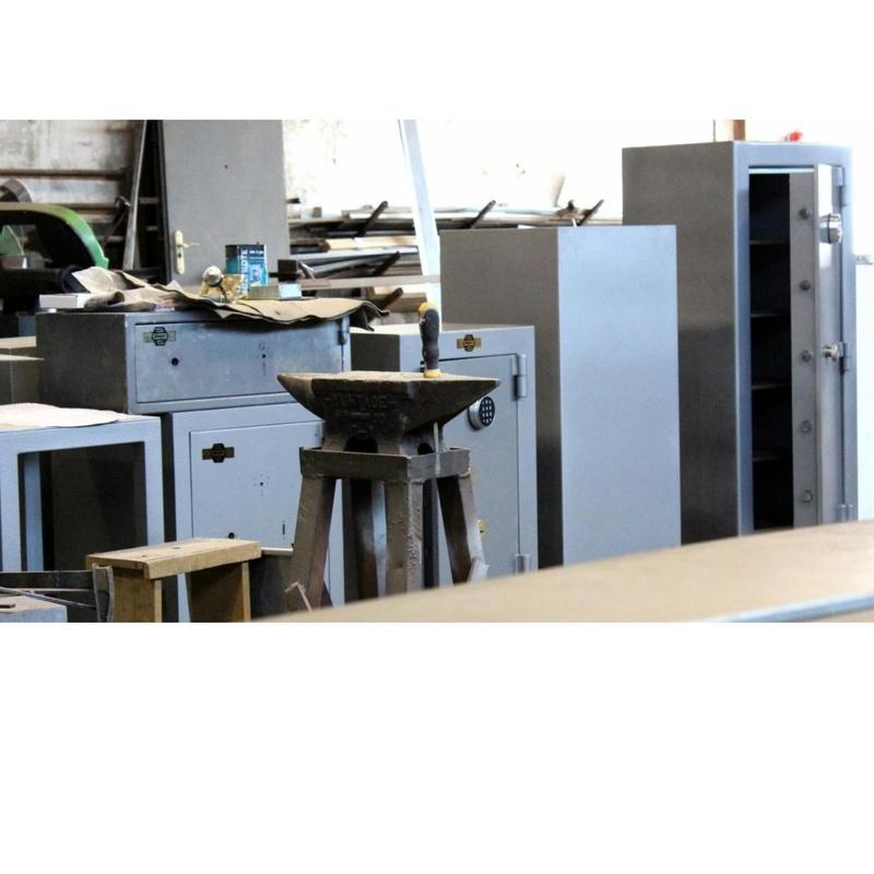 Instalación de cajas fuertes: Cajas fuertes de Cajas Fuertes Draco