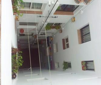 Rehabilitación integral de edificio Santander-Torrelavega-Cantabria: Trabajos de Fachadas Cantabria