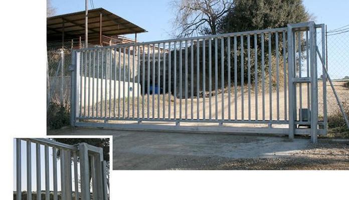 Fabricante de puertas metálicas en Barcelona