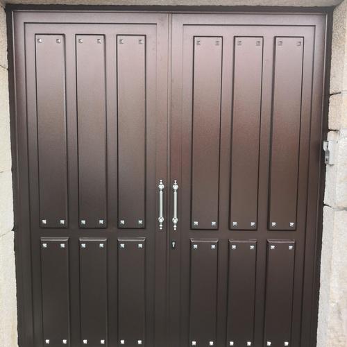Puertas de aluminio en Ourense