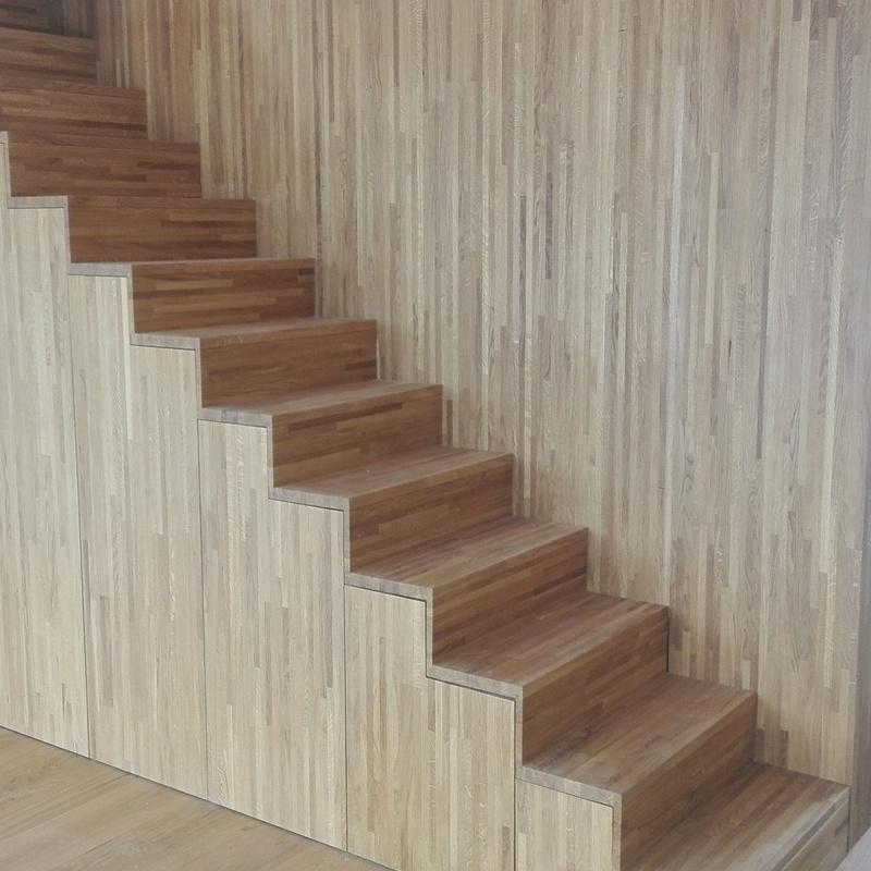 Escaleras de madera: Productos de Torre Prieto, S.L.