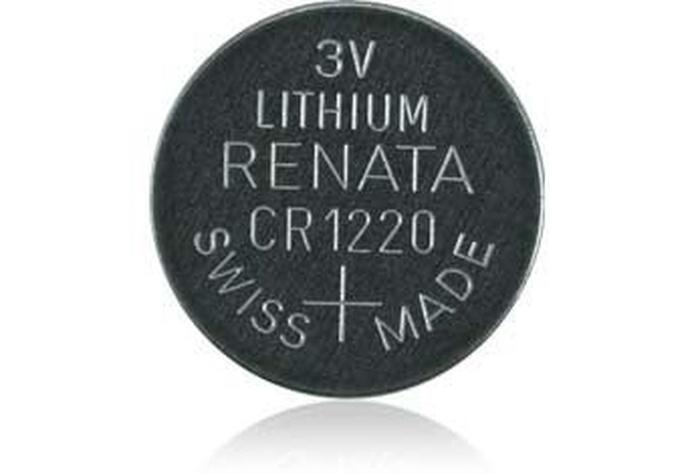 Pila 3V litio CR1220