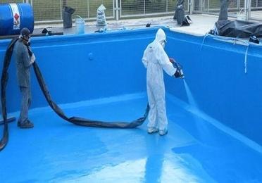 Reparación de bajantes y tuberías de piscinas sin obra