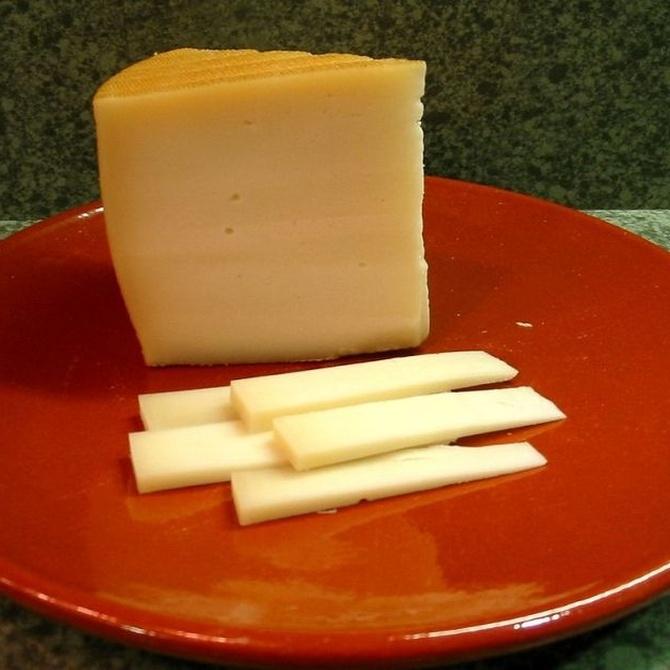 El sabor inconfundible del queso Idiazábal