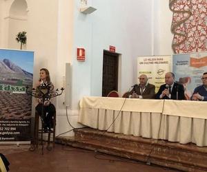 II Jornada Olivar Comarca de Antequera