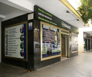 Empresa de rotulación en Sevilla