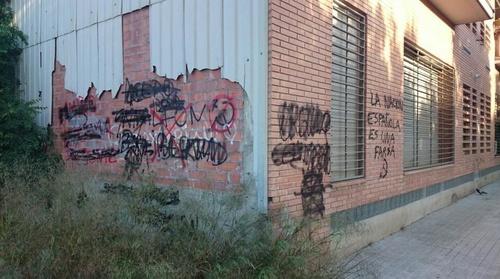 Graffiti, antes