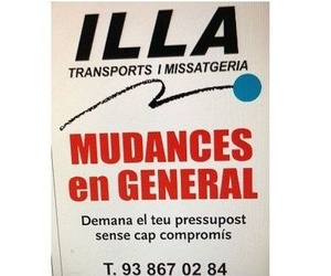Empresas de transporte Sant Celoni | Illa Transports