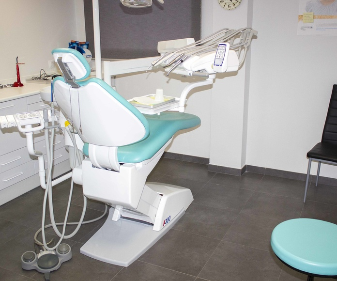 Clínica dental en Silla - Sant Roc