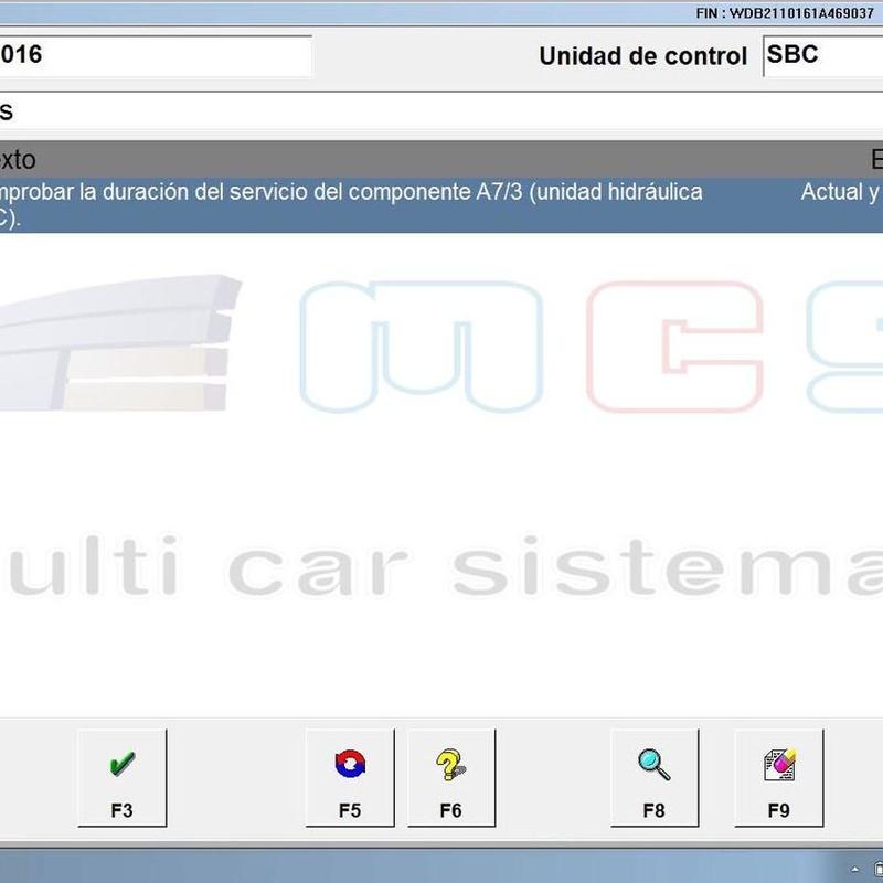 Si usted es propietario de alguno de los siguientes vehículos Mercedes-Benz:  •Clase E (W211) años 2002-2008 •CLS (C219) años 2004-2008 •SL (R230) años 2001-2008  entonces debería de saber que su coche viene equipado de serie con un sistema electrohidr