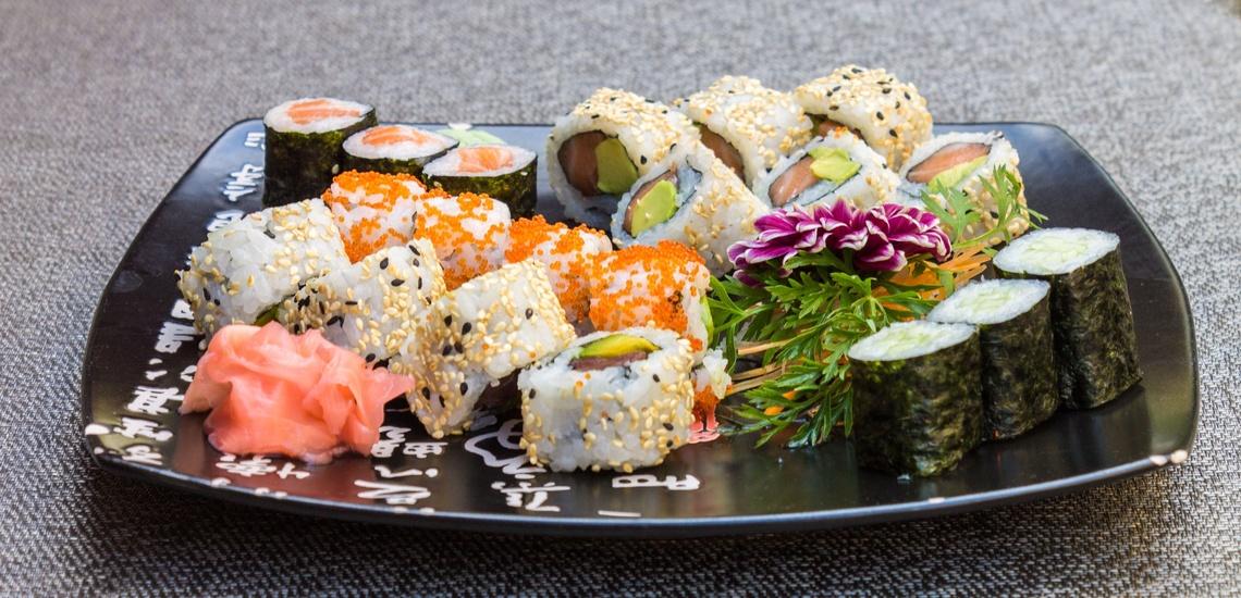 Restaurantes de sushi en Málaga