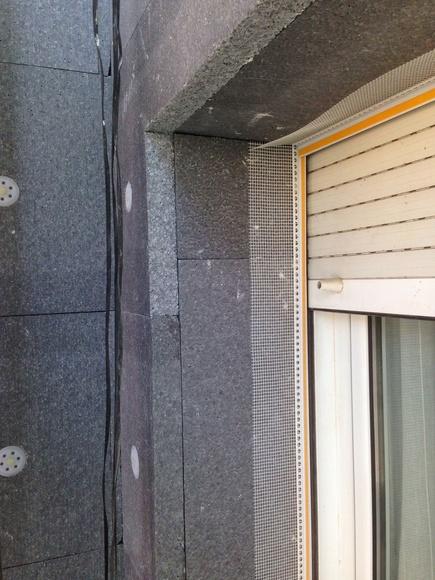 Aislamiento por el exterior de fachadas Santander