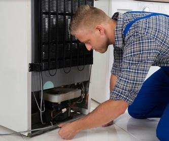 Reparación de lavadoras: Servicios de Briotec