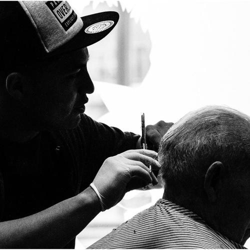 Peluquería barbería en Segovia | Scrawler Barber Shop
