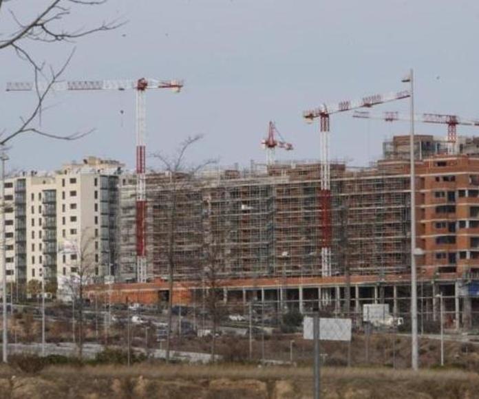 España lidera la recuperación de la construcción en la Unión Europea