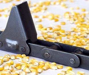 Cabezales de maíz y girasol