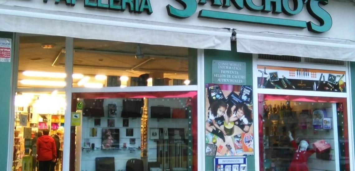 Mobiliario de oficina - Papelería Sancho's en Pamplona