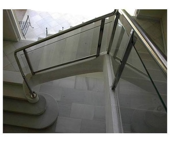 Escaleras metálicas: Productos y servicios de Construcciones Metálicas Jutefer s.l.
