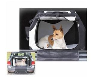 Limpieza de transportín para perros