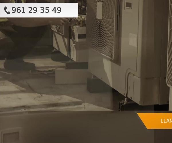 Reparación de aire acondicionado en Catarroja | Toalclim