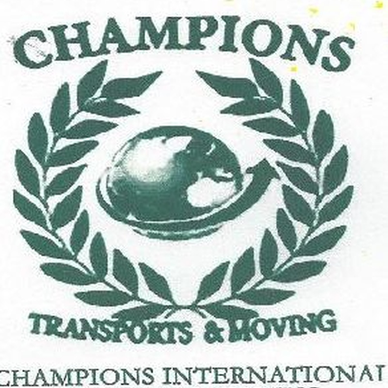 RESPONSABILIDAD DE NUESTRA EMPRESA: Servicios de Champions International Transports & Moving