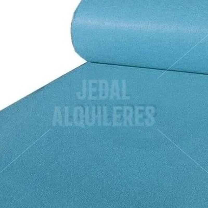 MOQUETA AZUL CLARO: Catálogo de Jedal Alquileres