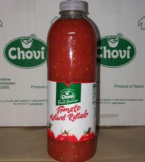 Tomate 100% natural rallado