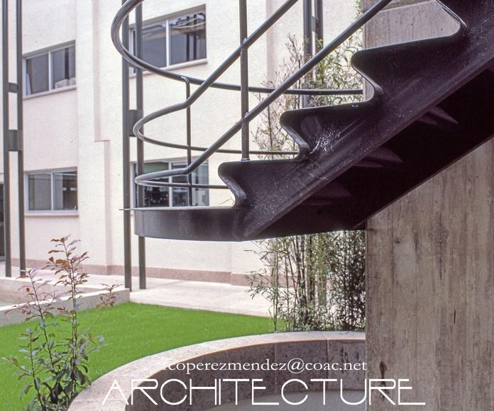 Danone Laboratorios- Laboratories. Architect Sitges FPM  Barcelona Ciudad: Proyectos  architectsitges.com de FPM Arquitectura