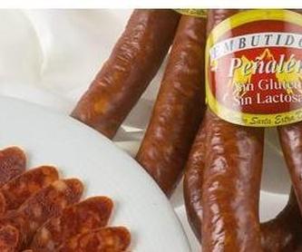 Jamón de bodega: Nuestros productos de Industrias Cárnicas Hermanos Cirauqui