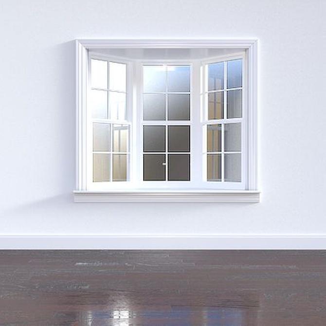 ¿Sabes qué partes componen una ventana de aluminio?