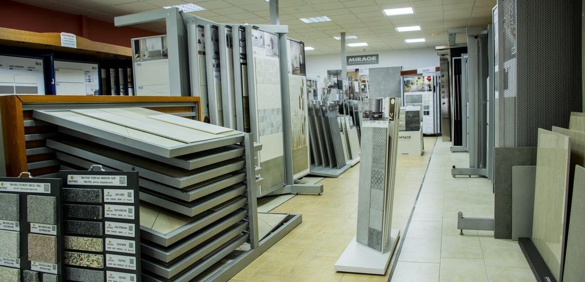 Venta de material de construcción en Fuengirola de las mejores marcas