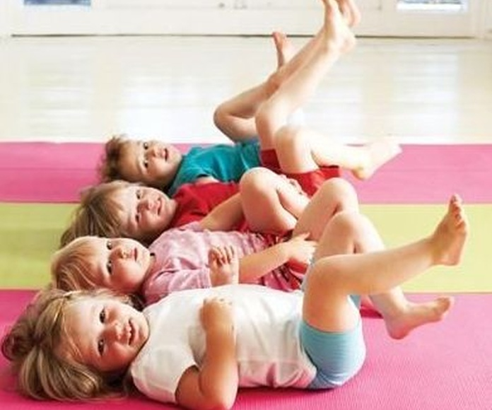 cei menuts yoga infantil