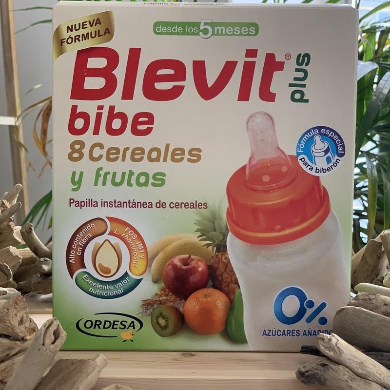 Blevit Bibe 8cereales y fruta: Servicios de Farmacia Casariego
