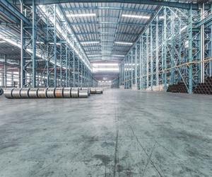 Estructuras metálicas para naves industriales en Cantabria