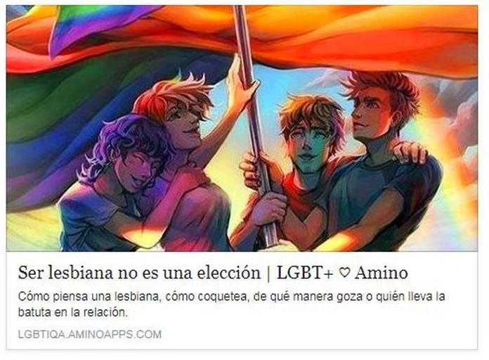 Nueva colaboración sobre sexualidad LGTBQI, las mujeres tienen la palabra...