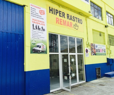 HIPER RASTRO REMAR EN IRUN