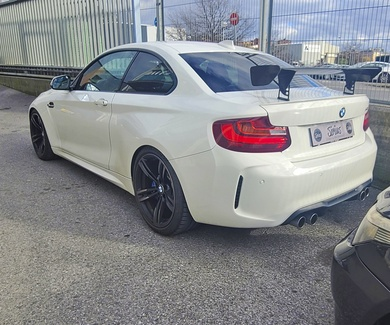BMW M2 - BCRacing Coilovers