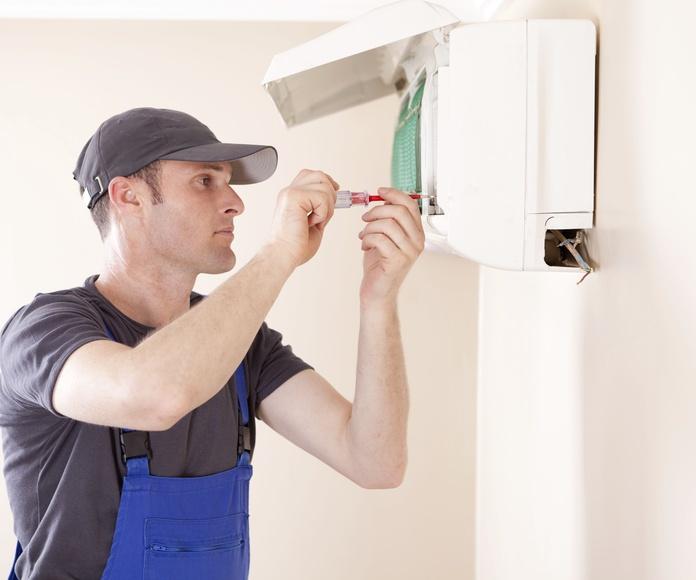 Instalación de aire acondicionado: Servicios de Instalaciones Low Cost