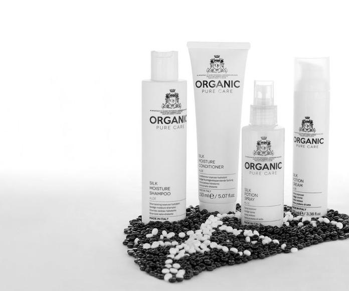 Bálsamo hidratante para cabello muy seco: Servicios de Salón Cristina Cisneros