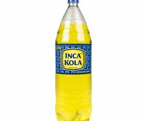 La INKA KOLA conocida como 'EL ORO DE LOS INCAS',es la gaseosa por excelencia en Perú .Encuentrala en nuestro almacén y tienda al por menor.