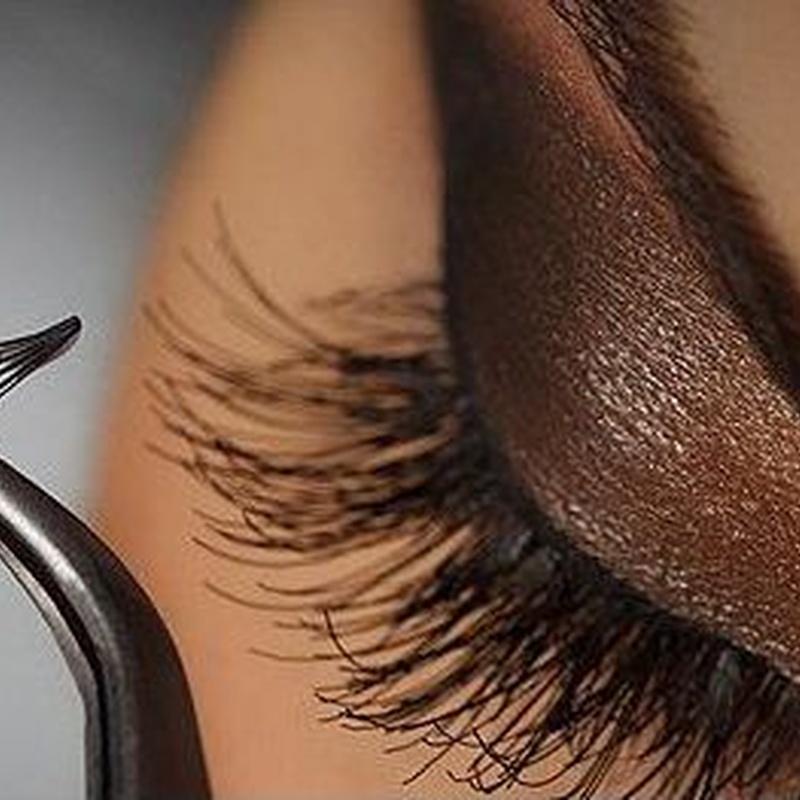 Cuidado de ojos: Servicios de Centro de estética Mímate