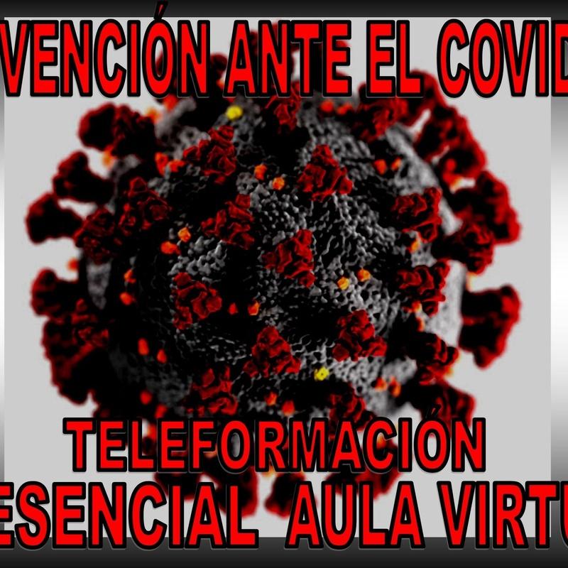 CURSO PREVENCIÓN ANTE EL COVID-19: Formación de Acaforme