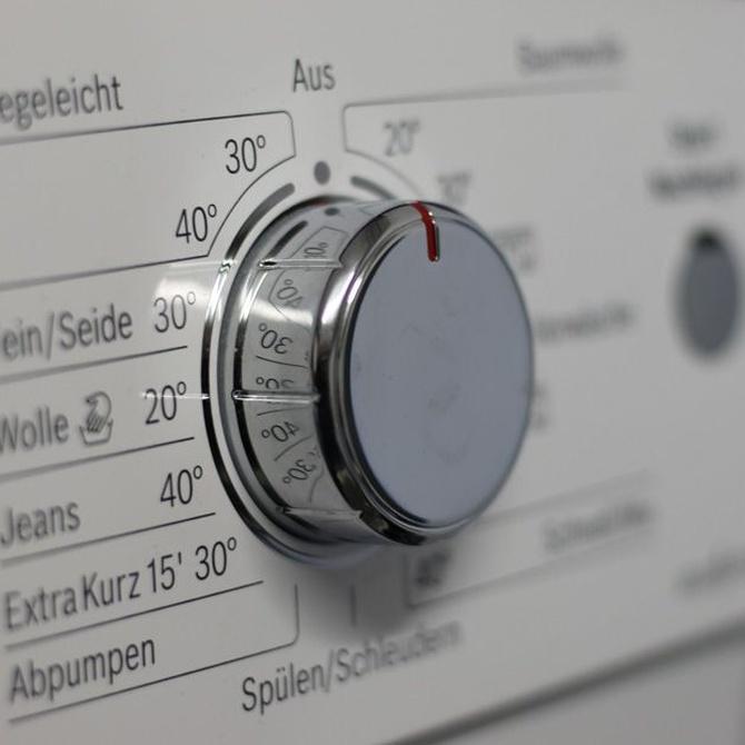 A qué temperatura lavar la ropa