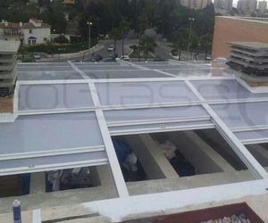 Company specialized in roof panels.