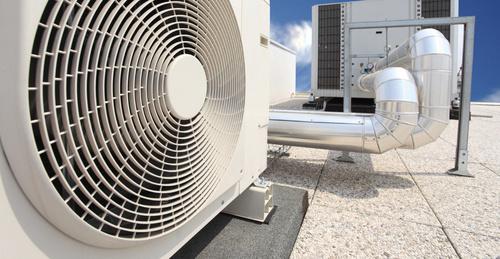 Reparación de aire acondicionado industrial