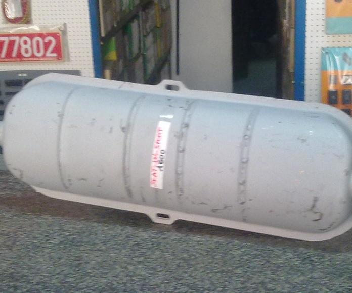 Tubo Escape Silencioso Seat 124
