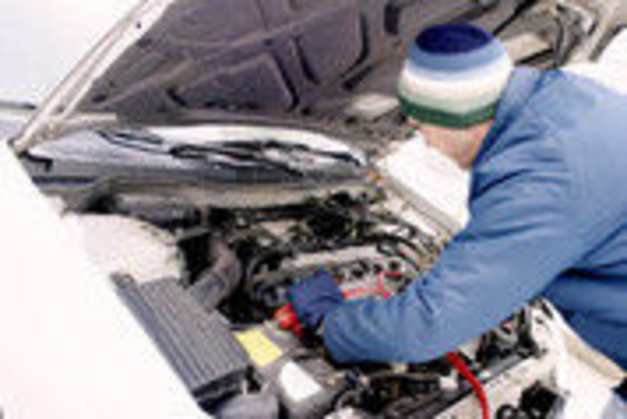 Revisión del automóvil