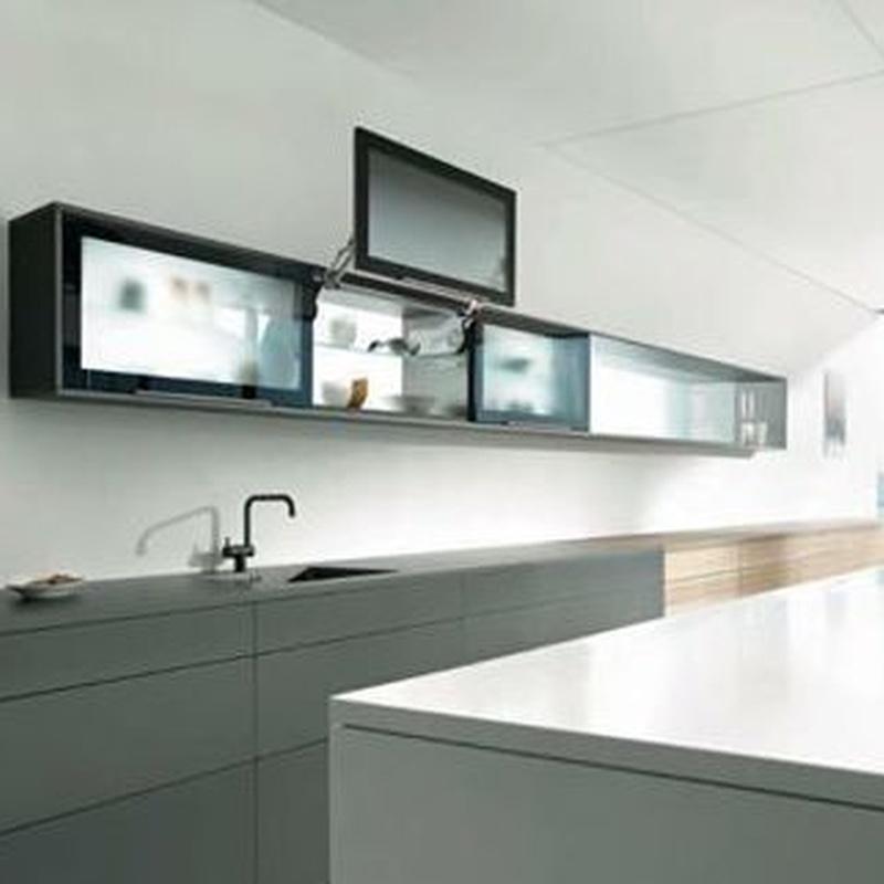 Infer Cocinas. ¿Te gusta el silencio?: Productos y servicios de Muebles Marino