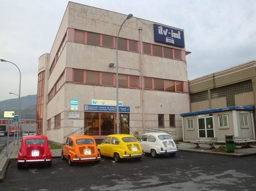 Fotos de IAT en Trapagaran | Trapagako IAT
